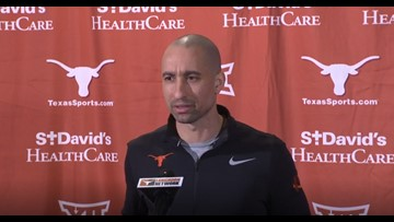 With the clock ticking, Texas Basketball tries to right ship against Kansas