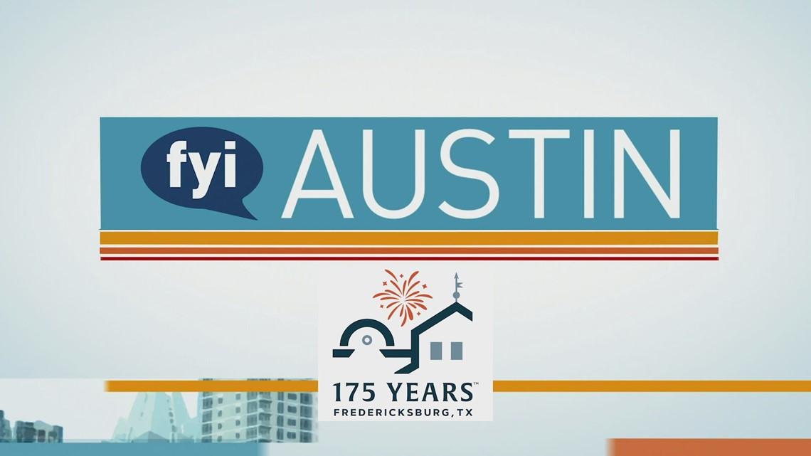 Celebrate 175 years with Fredericksburg