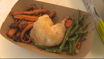 'Winner Winner Chicken Dinner': Austin restaurant offers homestyle meals fast