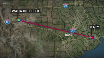 City of Kyle votes to end fight over natural gas pipeline