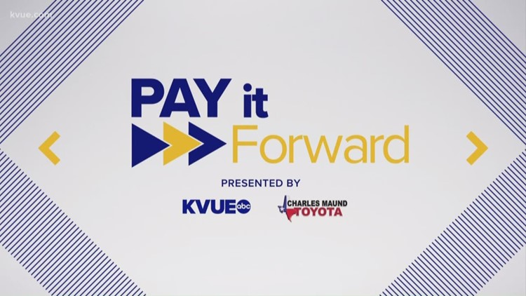 Pay It Forward: Melissa Puntenney