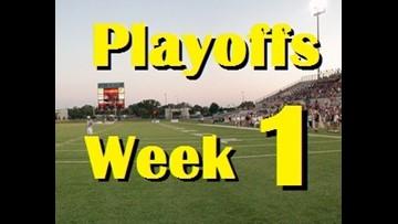 Playoffs!  Schedule for the first week of high school playoffs in Central Texas