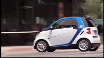 Car2Go pulling out of Austin and 4 other cities