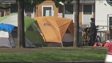 Coalition to launch effort to reinstate Austin camping ban