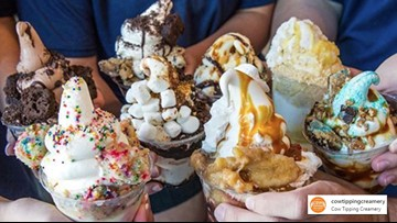 Cookies, sundaes, cakes, oh my! The best dessert places in Austin area