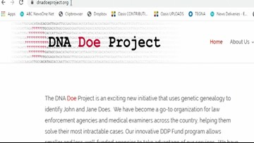 DNA Doe Project: The nonprofit helping solve cold cases
