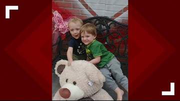 Cedar Creek family devastated after twin boys found unresponsive in pool