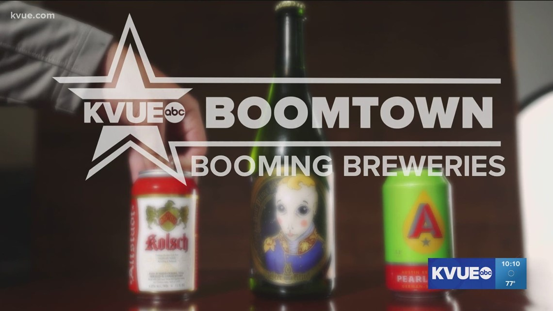 Booming Breweries: The growth of the beer industry in Central Texas