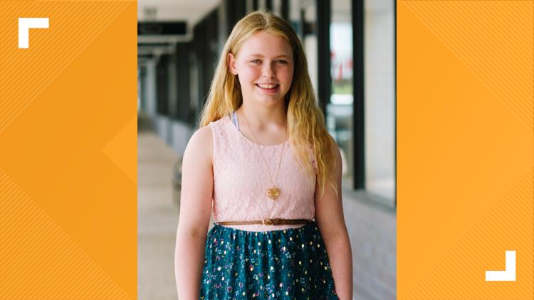 12-year-old Austin-area baker hopes to find sweet family to adopt her