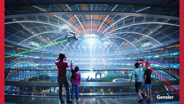Robotics arena