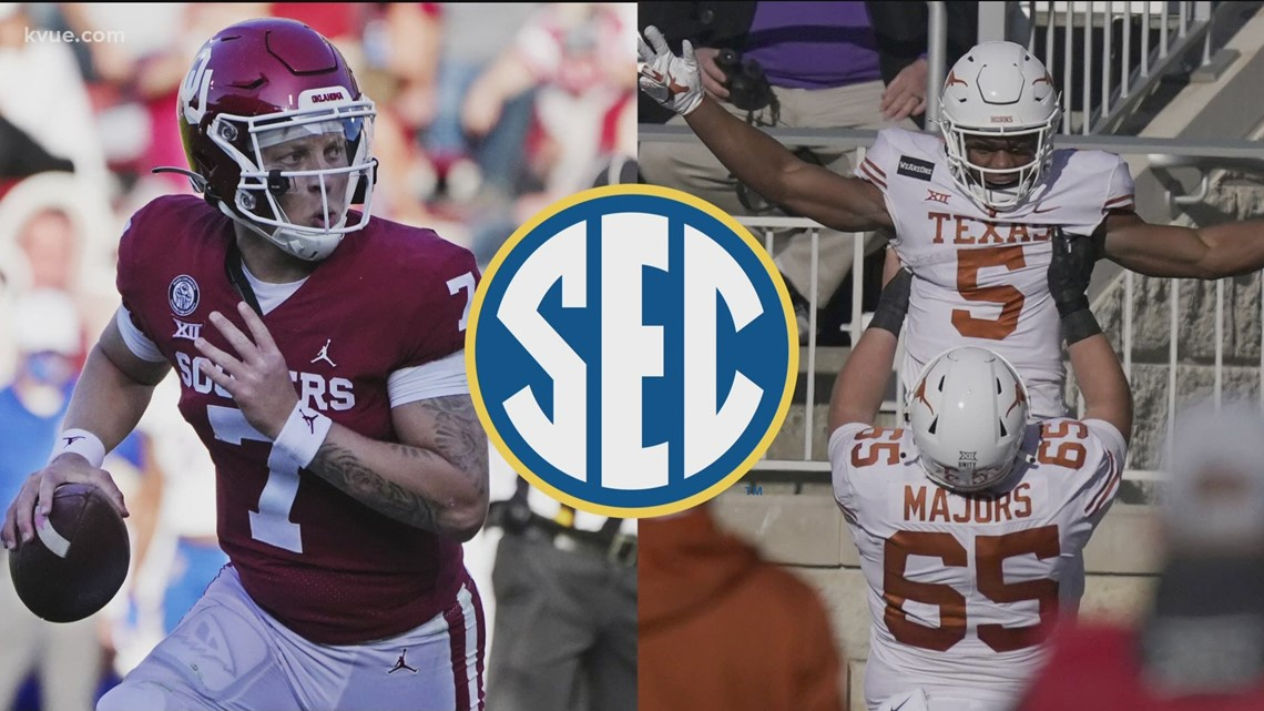 Report: UT, OU considering move to SEC
