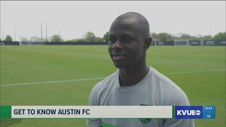 Austin FC: Get to know the players