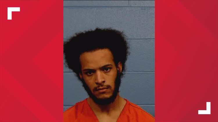 Man arrested after firing at Georgetown police officer's vehicle