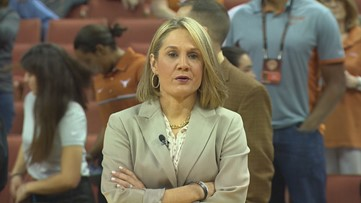 Texas parts ways with Karen Aston