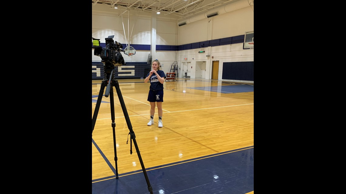 Texas School For The Deaf Girls Basketball Team Goes
