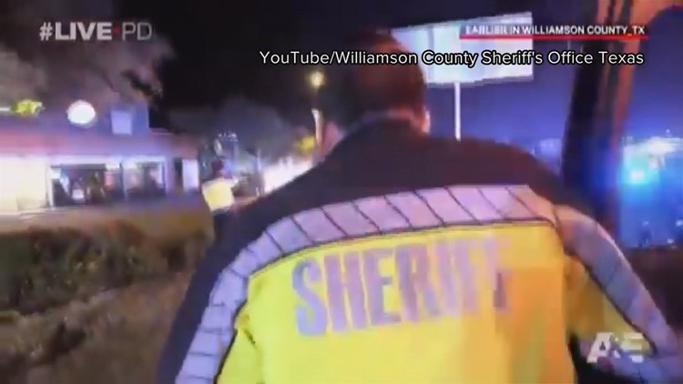 Williamson County DA says he is still working to get unaired 'Live PD' video
