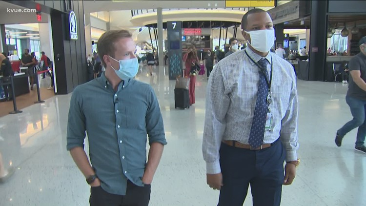 Take This Job: Austin airport duty manager leads daily operation