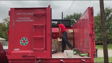 Austin business helps community recycle