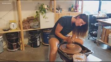 Check out Broad Studios, an all-female art collective in East Austin