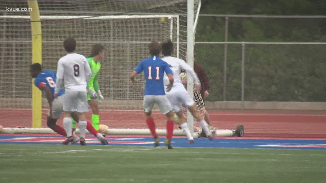 Dripping Springs soccer beats Leander in 5A playoffs
