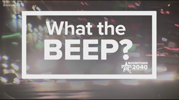 What the Beep: Why does Jollyville Road suddenly stop?