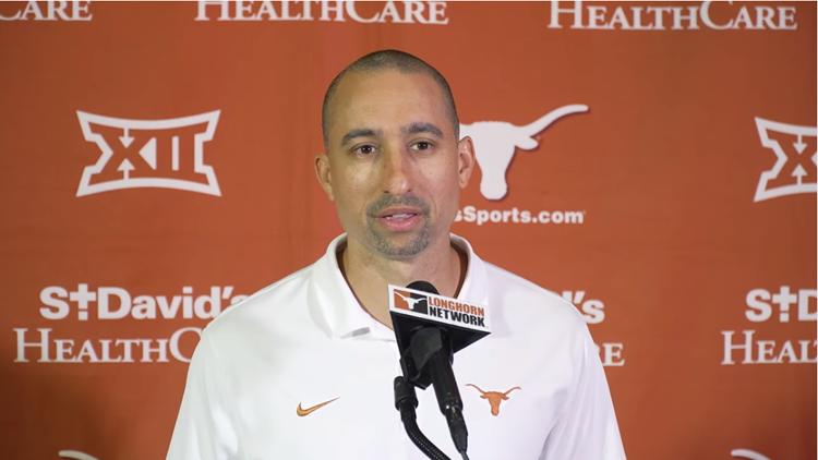 Report: Shaka Smart to remain Texas Longhorns men's basketball coach