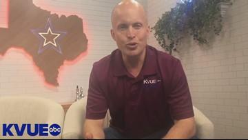 Why KVUE's Shawn Clynch does hot yoga, or Bikram Yoga