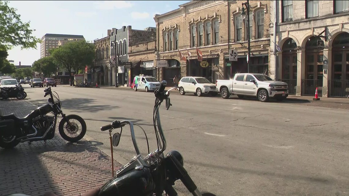 Witness recounts Austin mass shooting