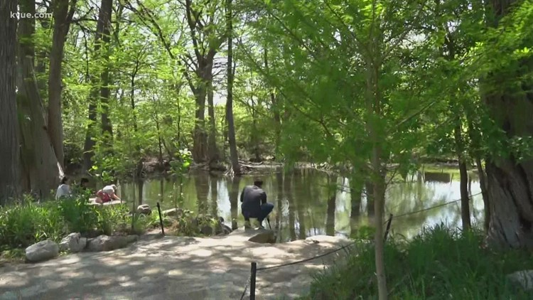 The Great Outdoors: Blue Hole Regional Park