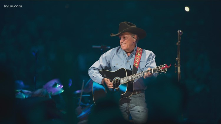 George Strait to play at the Moody Center's grand opening celebration