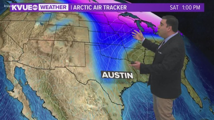 FORECAST: Milder Thursday and Friday; Windy & Colder Weekend