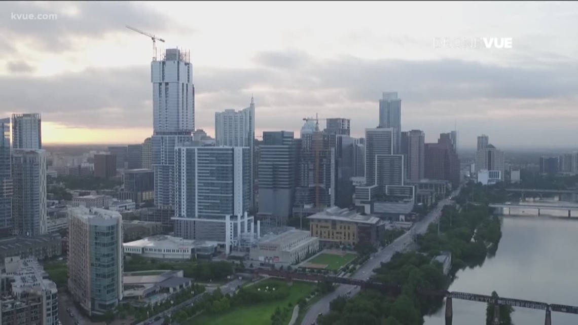 Study: Austin is third-fastest growing city in U.S.