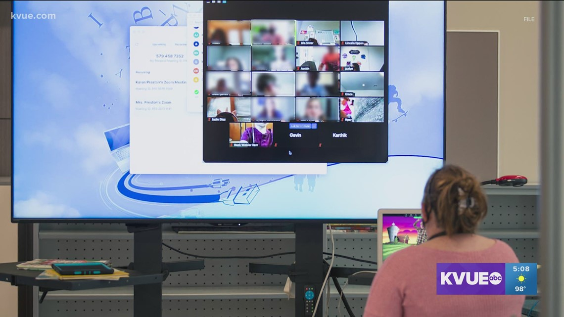 Austin ISD announces virtual learning options for 2021-22 school year