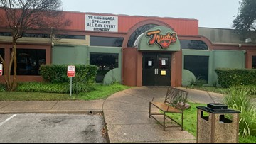 Trudy's Tex Mex restaurant files for bankruptcy