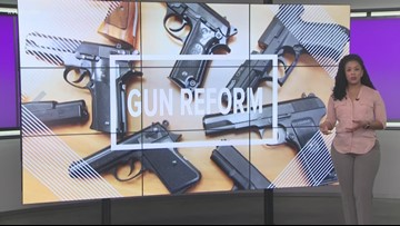 Lawmakers call for change following mass shootings