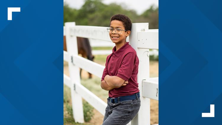 From the outdoors to the books, this well-rounded Austin teen is looking for a family to accept him