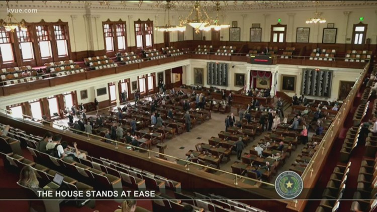 Texas House committee again passes the voting restrictions bill that instigated Democratic quorum break