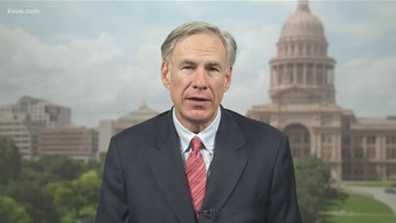 Texas Gov. Abbott says 'tens of thousands of people' will likely test positive for COVID-19 in next two weeks