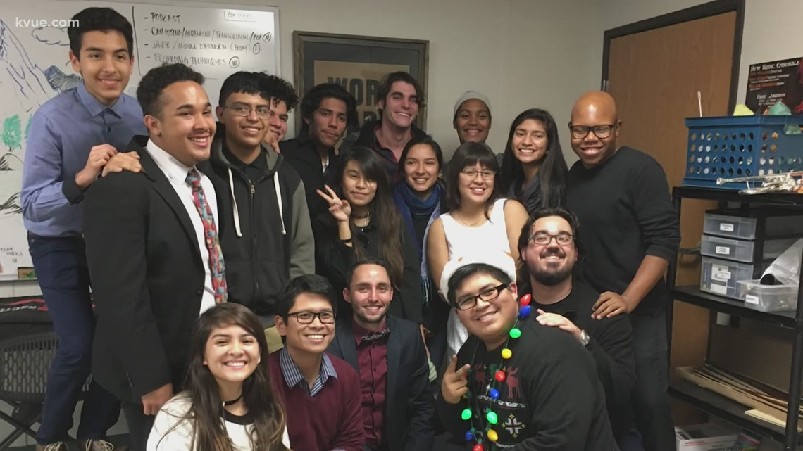 Pay It Forward: Austin nonprofit makes music accessible to all students
