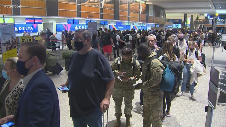 Austin airport moving forward with expansion project
