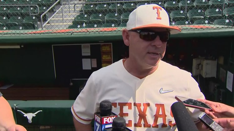 Longhorns shut out by Sooners, eliminated from Big 12 tournament race
