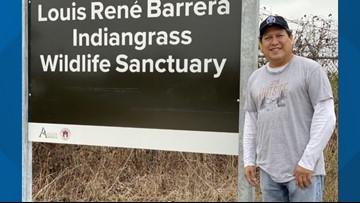 Austin wildlife sanctuary renamed after conservationist