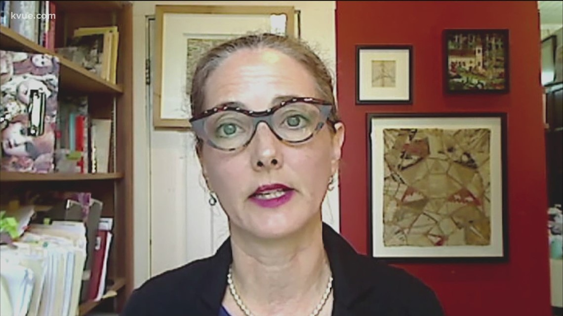 Councilmember Kathie Tovo speaks on Sixth Street shooting
