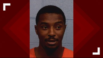 Man who fled Taylor traffic stop in handcuffs arrested