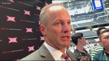New faces take the stage at Big 12 Media Day