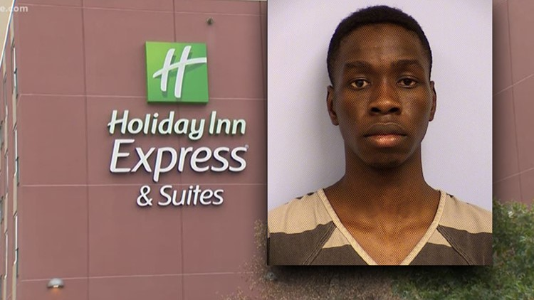 UT student arrested in connection to mother's death at Austin Holiday Inn