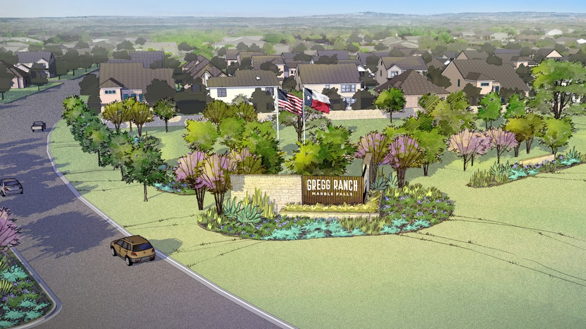 New Marble Falls development could bring thousands of new residents