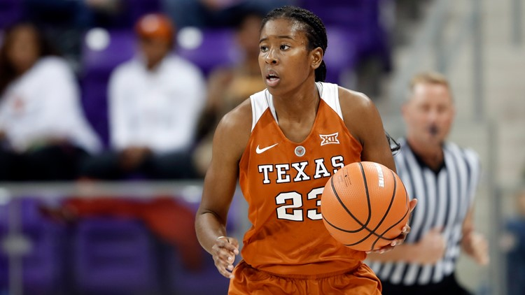 Former Texas Longhorn named to Team USA for Tokyo Olympics