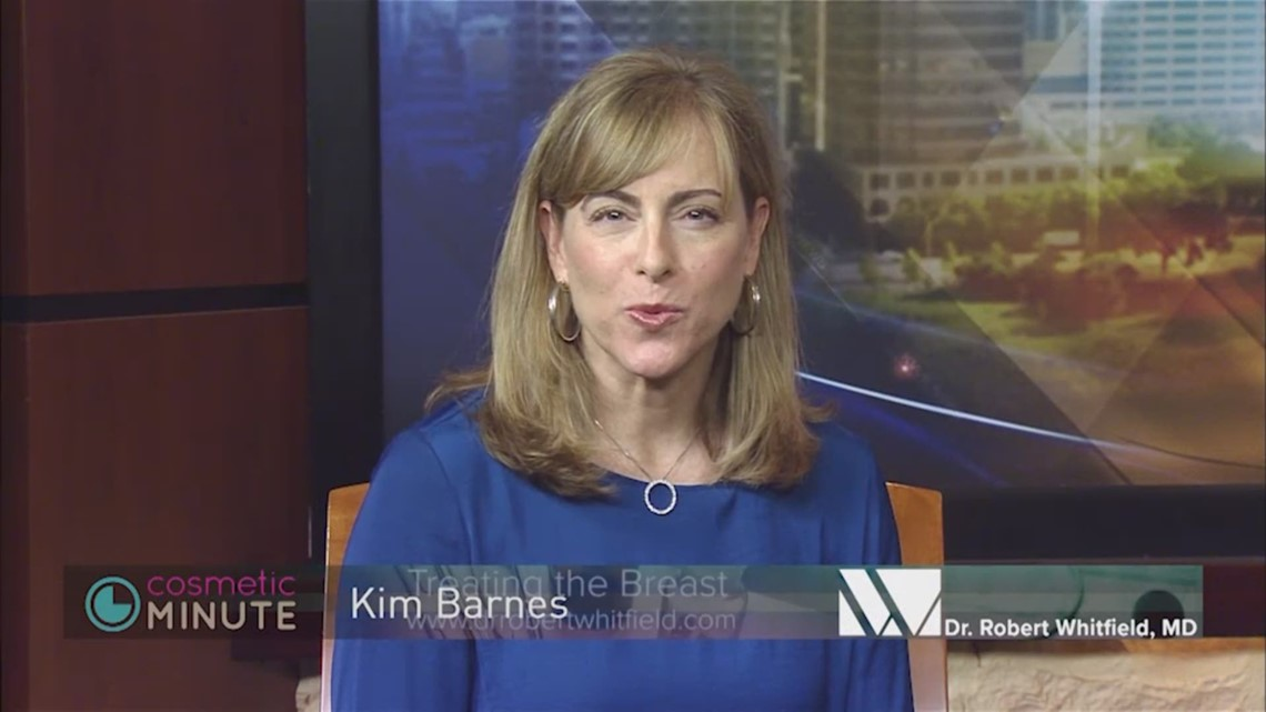 Cosmetic Minute - Treating the Breast