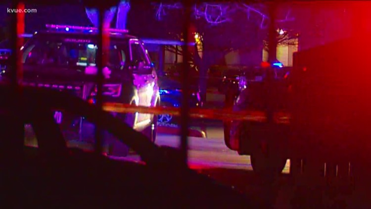 Shooter on the run after Air Force officer dies at Cedar Park apartment complex